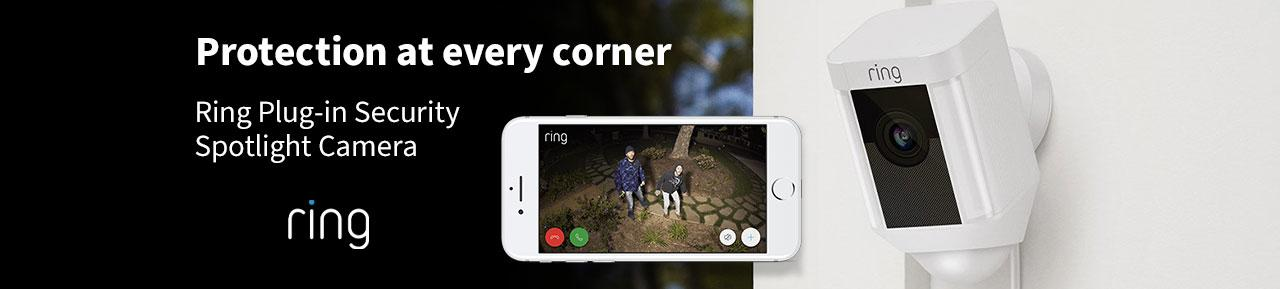 Ring Security Camera