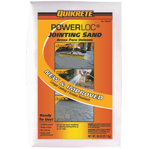 Quikrete Polymer-Modified Tan Sand