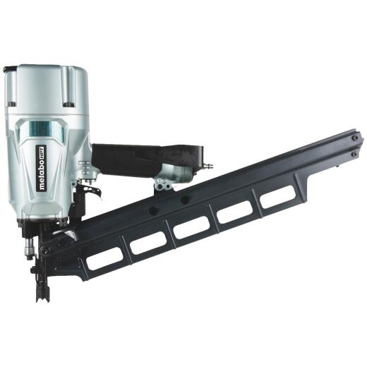 Metabo 21 Degree 3-1/4 In. Plastic Collated Framing Nailer