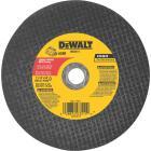 DeWalt HP Type 1 7 In. x 1/8 In. x 5/8 In. Metal Cut-Off Wheel Image 1