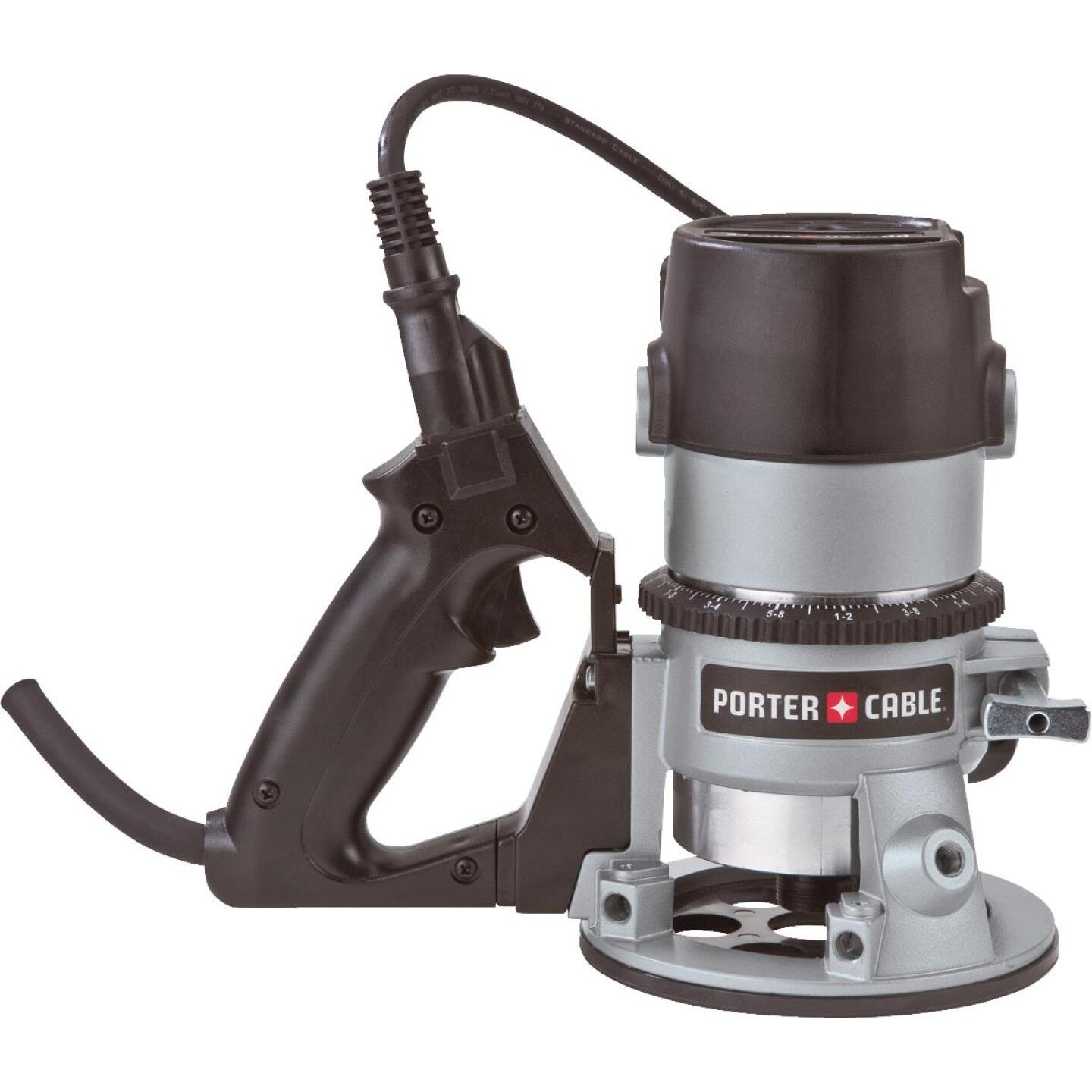 Porter Cable 1-3/4 HP/11.0A 27,500 rpm Router Image 1