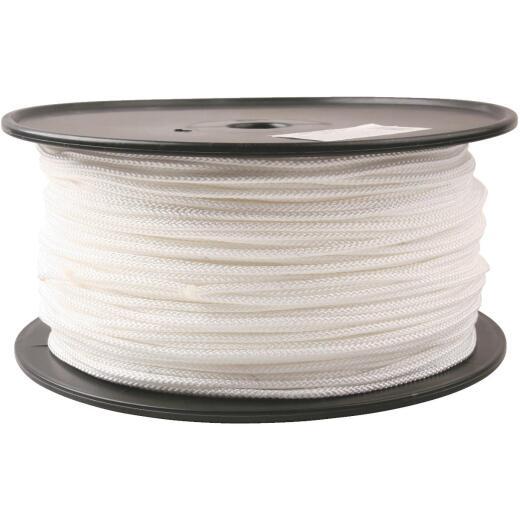 Do it 9/64 In. x 1000 Ft. White Braided Nylon Rope