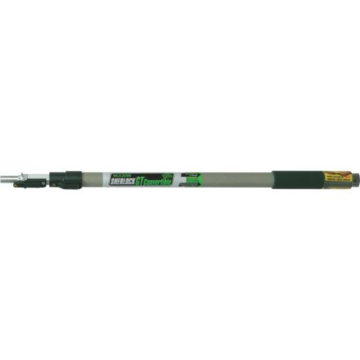 Wooster Sherlock GT 2 Ft. To 4 Ft. Convertible Extension Pole