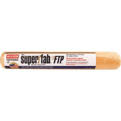 Wooster Super/Fab FTP 18 In. x 1/2 In. Knit Fabric Roller Cover