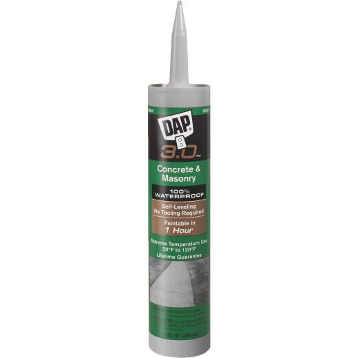 Dap 3.0 Self-Leveling 9 Oz Gray Concrete Sealant