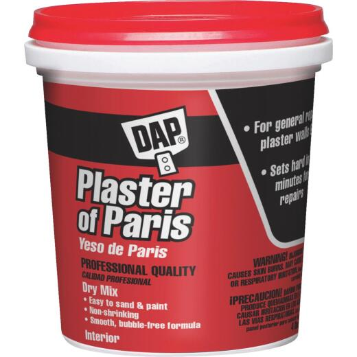 DAP 4 Lb. White Plaster of Paris