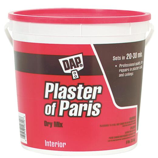 DAP 8 Lb. White Plaster of Paris